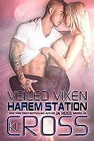 Veiled Vixen: Sci-Fi Alien Romance (Harem Station Book 6)