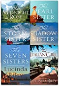 Lucinda Riley The Seven Sisters 5 Books Collection Set - The Midnight Rose, The Storm Sister, The Seven Sisters, The Italian Girl, The Shadow Sister