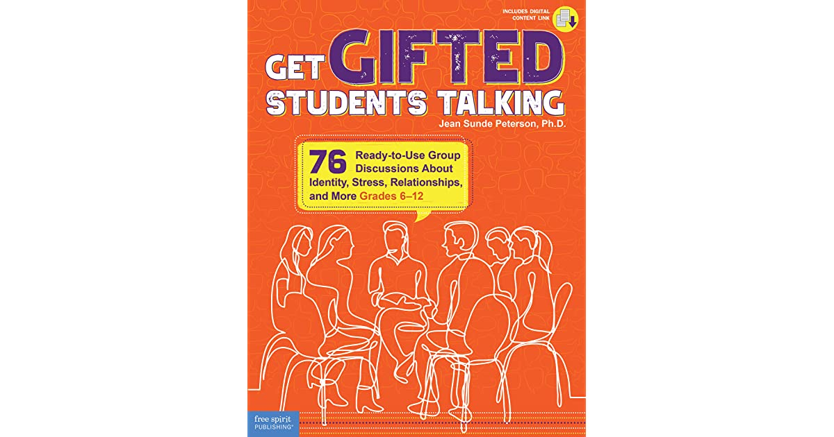 Get Gifted Students Talking: 76 Ready