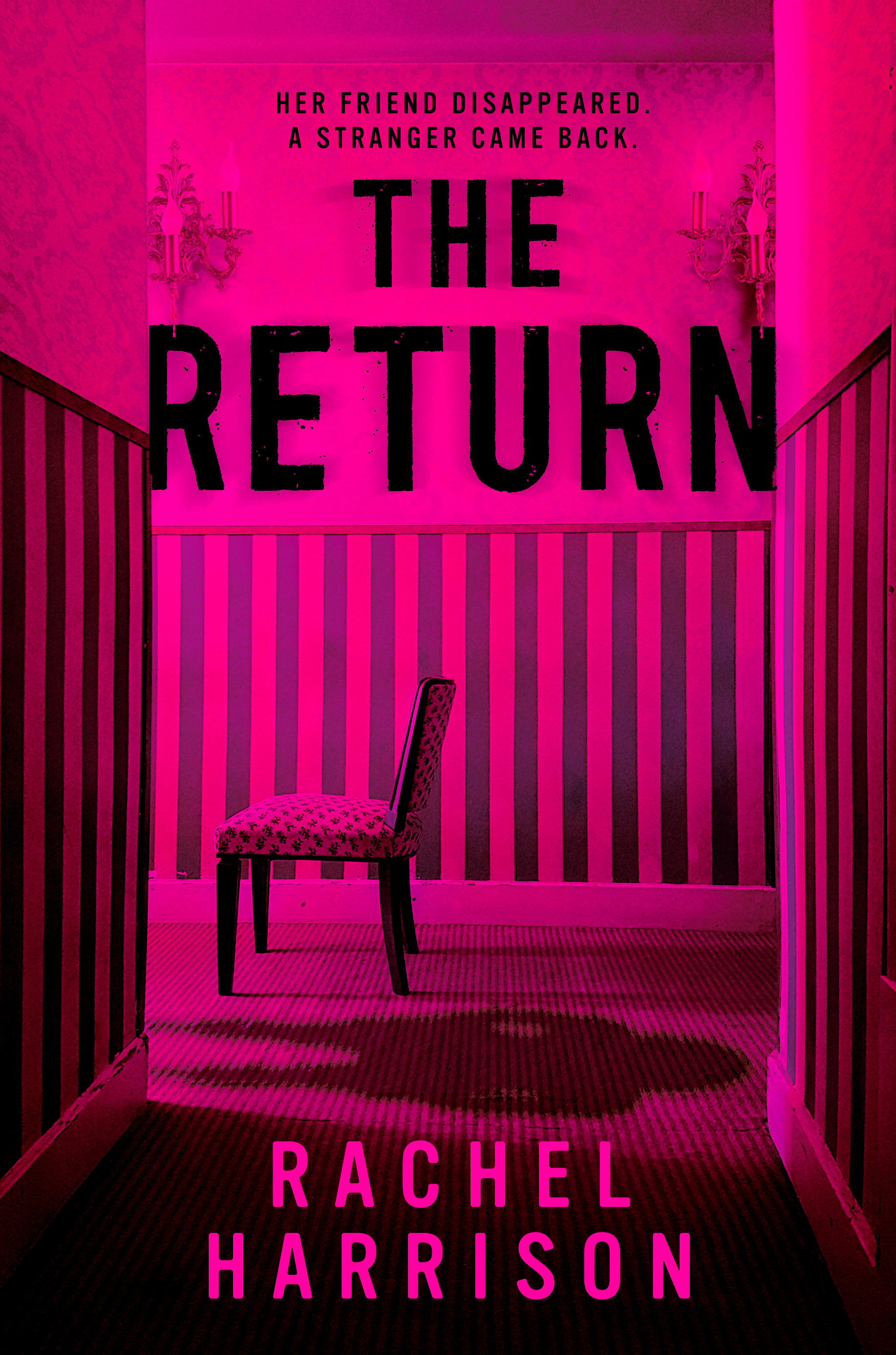 The Return - Rachel Harrison
