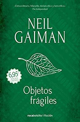 Objetos frágiles by Neil Gaiman