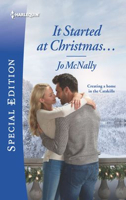 It Started at Christmas... by Jo McNally