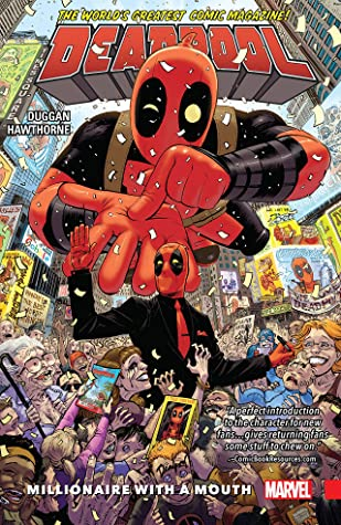 Deadpool: World's Greatest, Volume 1: Millionaire with a Mouth