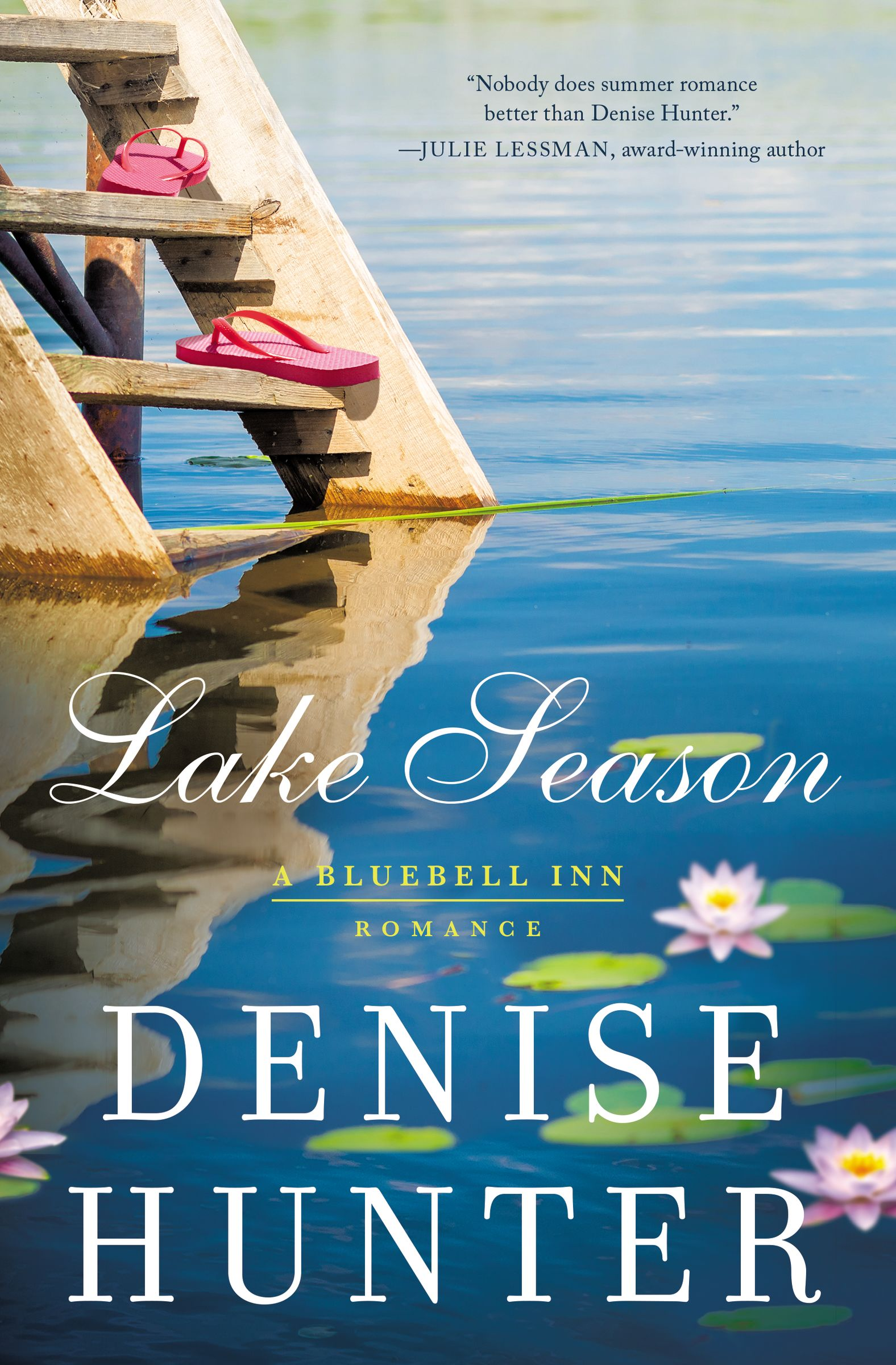 Lake Season (Bluebell Inn Romance #1)