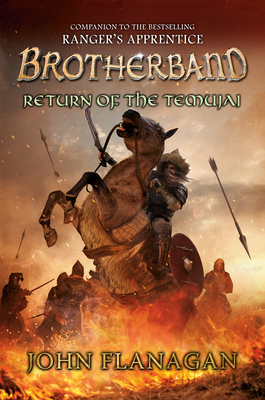 Return of the Temujai (Brotherband Chronicles, #8)