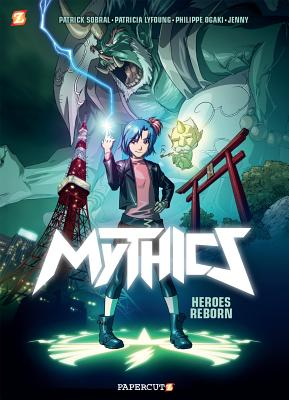 Heroes Reborn (The Mythics, #1)