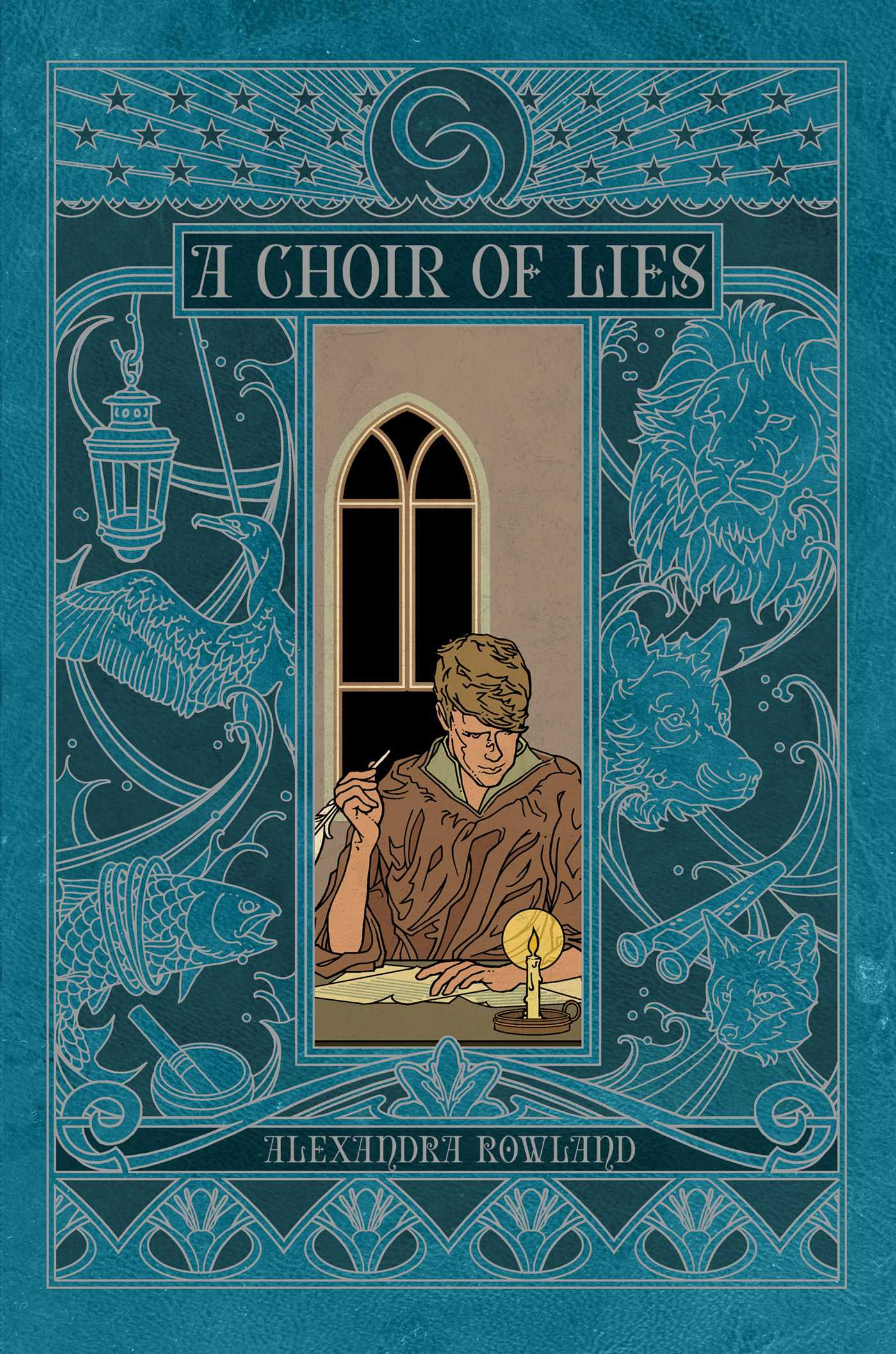 A Choir of Lies by Alexandra Rowland
