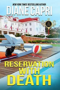 Reservation with Death (The Park Hotel Mysteries #1)