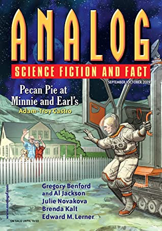 Analog Science Fiction and Fact, September/October 2019