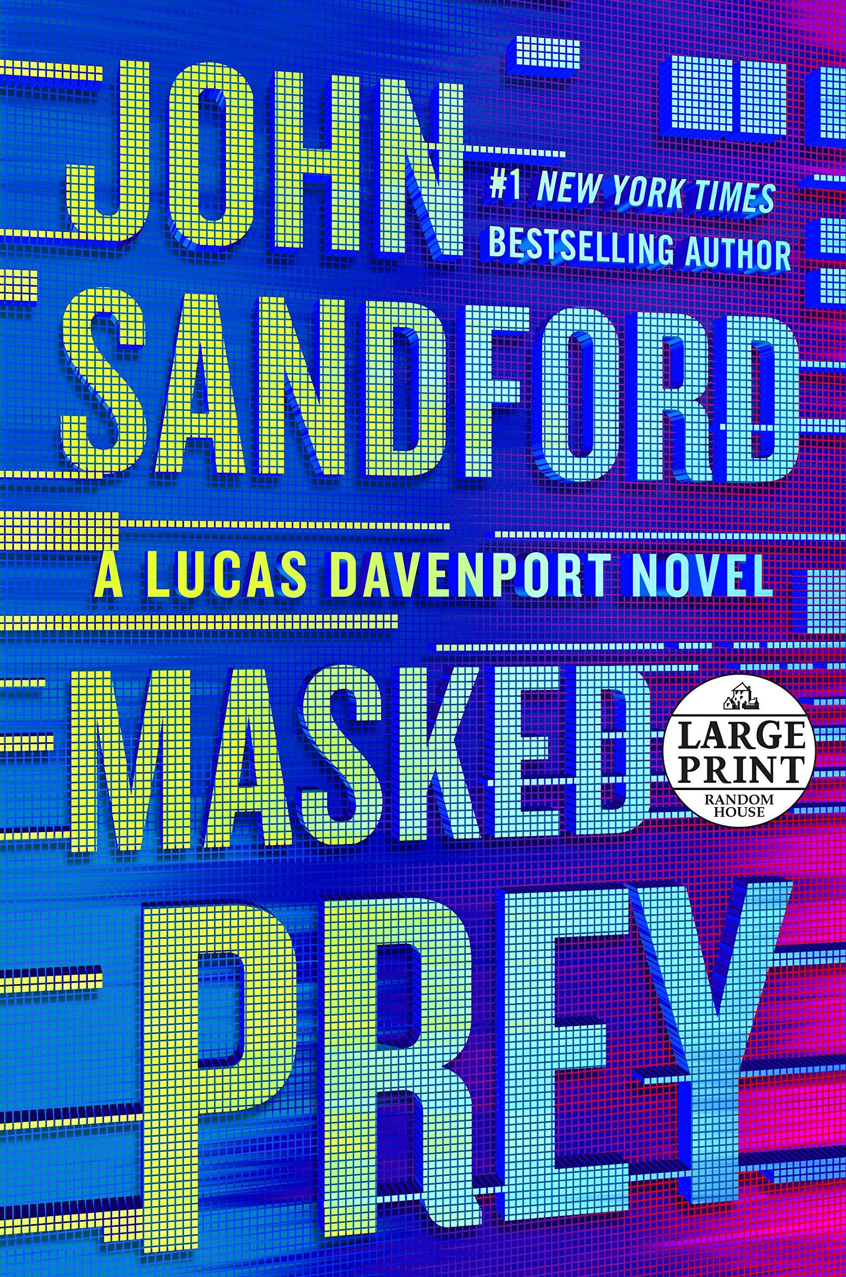 Masked Prey (Lucas Davenport, #30)