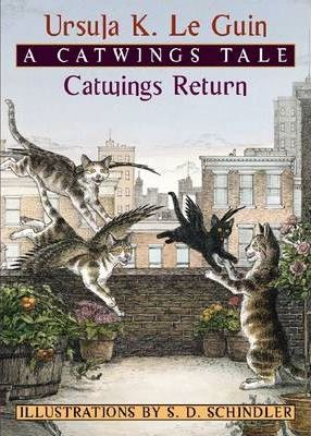 Catwings Return (Catwings, #2)
