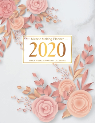 miracle making planner daily weekly monthly calendar