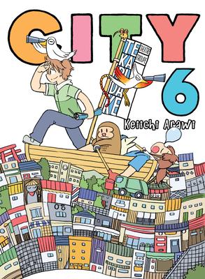 CITY, Vol. 6 (CITY, #6)
