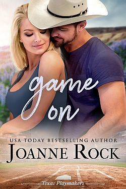 Game On (Texas Playmakers, #2)