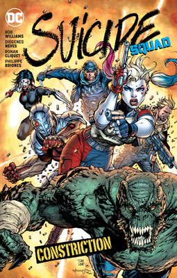 Suicide Squad, Volume 8: Constriction