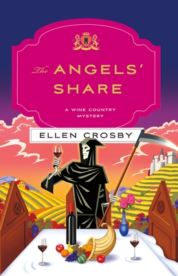 The Angels' Share (Wine Country Mystery, #10)