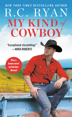 My Kind of Cowboy (Wranglers of Wyoming, #1)