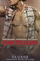 One to Leave: One to Hold, Book 5