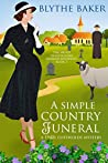 A Simple Country Funeral (Helen Lightholder #2)