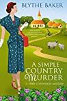 A Simple Country Murder (Helen Lightholder #1)