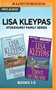Lisa Kleypas Stokehurst Family Series: Midnight Angel / Prince of Dreams