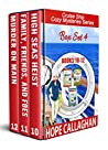 Cruise Ship Cozy Mysteries Series: (Books 10-12) (Cruise Mysteries Box Set Book 4)