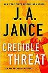 Credible Threat (Ali Reynolds, #15)