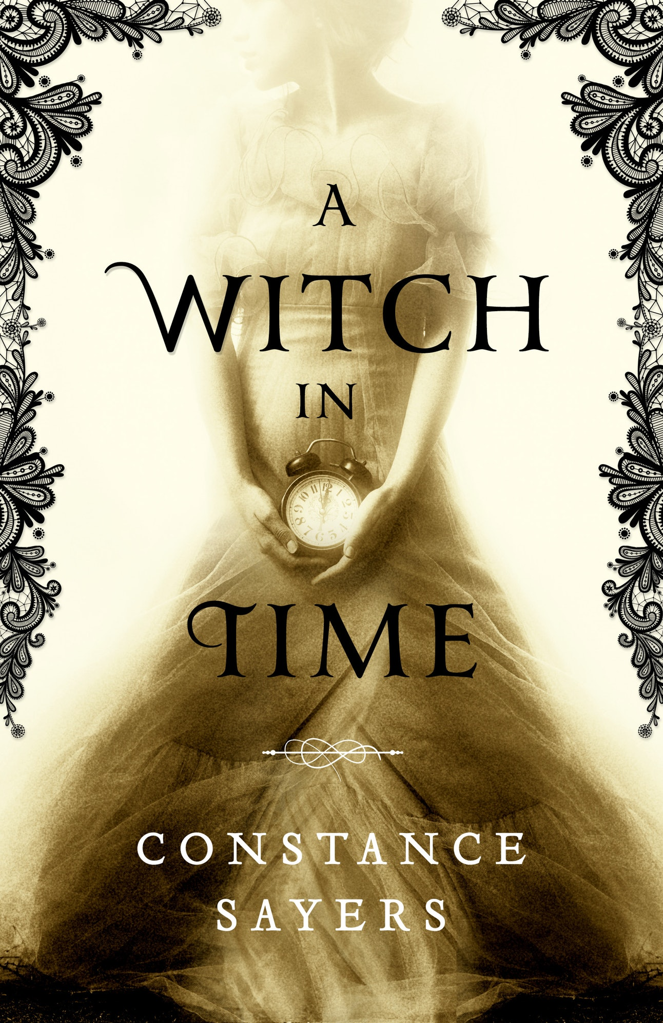 A Witch in Time - Constance Sayers