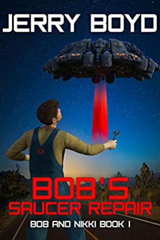 Bob's Saucer Repair by Jerry  Boyd