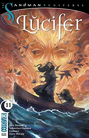 Lucifer (2018) #11: Meditations On Nothing At All