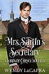 Mrs. Sartin's Secretary: A Lords of Chance Novella