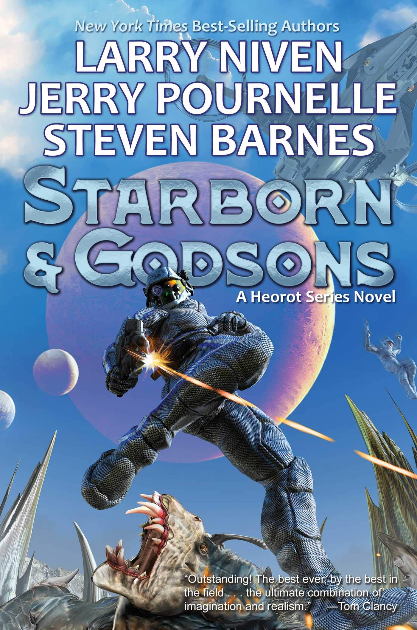 Starborn and Godsons - Larry Niven