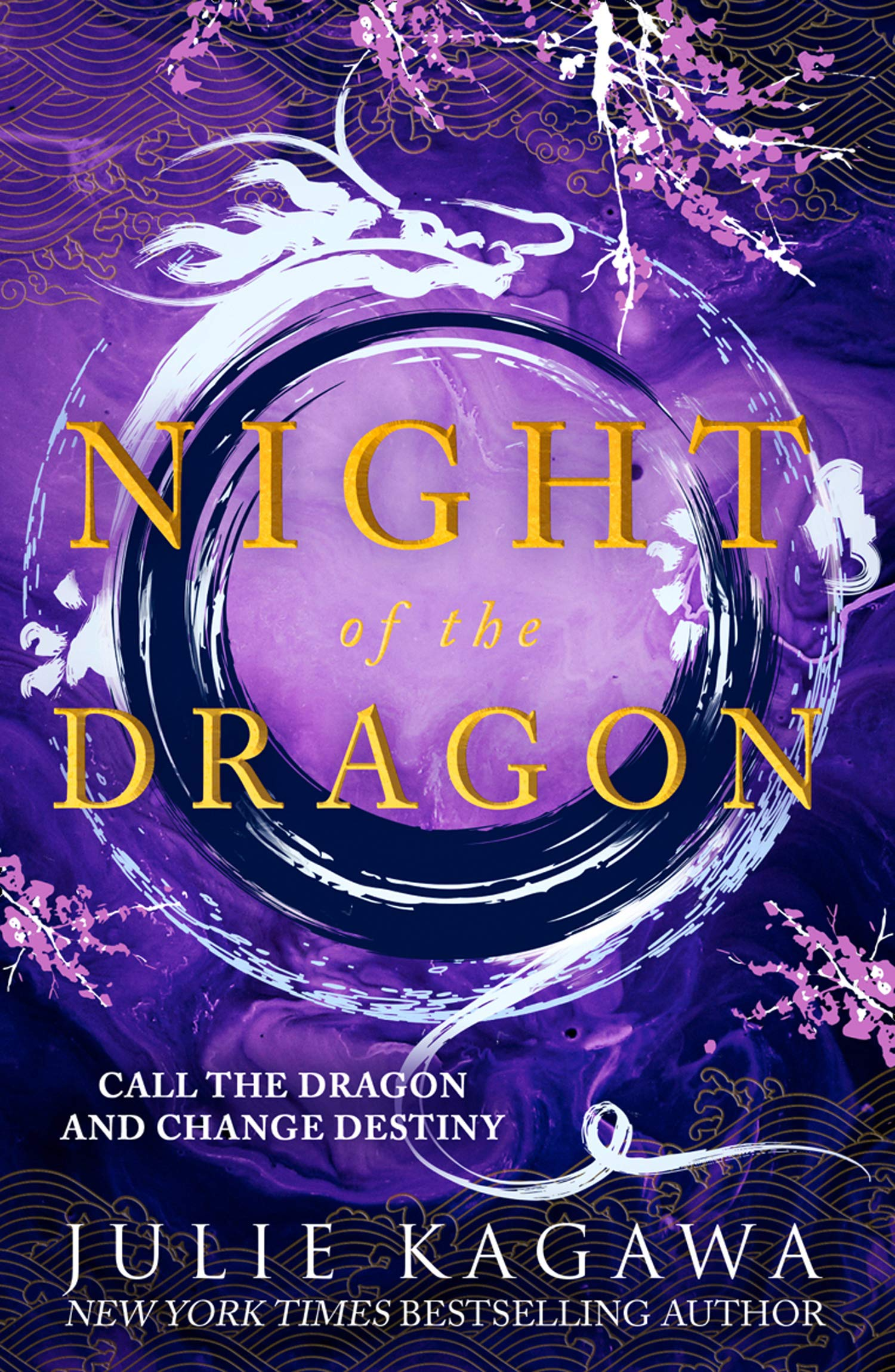 Night of the Dragon - Julie Kagawa