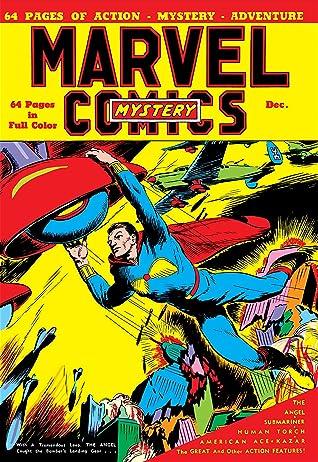 Marvel Mystery Comics #2