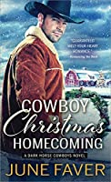 Cowboy Christmas Homecoming (Dark Horse Cowboys #4)