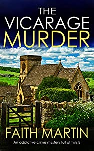 The Vicarage Murder (Monica Noble, #1)