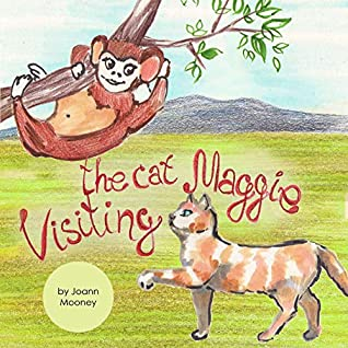 Visiting the cat Maggie: animal story with moral lesson, must read children's books of all time, new story books for kids, recommended children's books by age 3 - 7