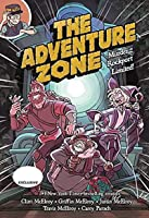 The Adventure Zone - Murder On The Rockport Exclusive Limited Edition Book