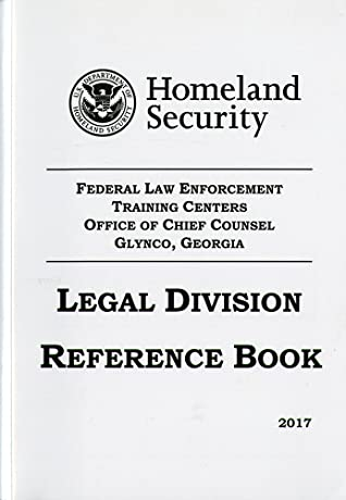 Legal Division Reference Book 2017