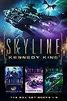 The SkyLine Series Book Set Books 1 - 3 : A Science Fantasy Adventure Series