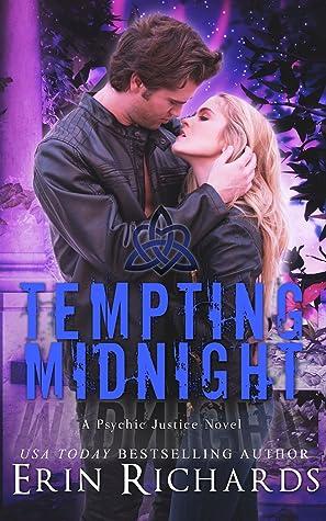 Tempting Midnight (Psychic Justice, #5)
