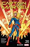 Captain Marvel, Vol. 1 by Kelly Thompson