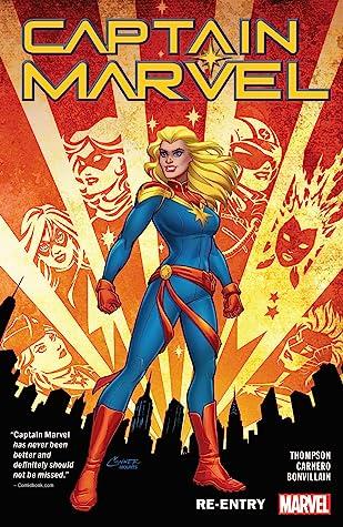 Captain Marvel, Vol. 1 by Kelly Thompson