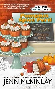 Pumpkin Spice Peril (Cupcake Bakery Mystery, #12)