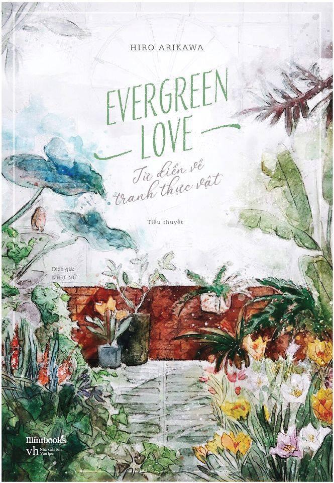 Evergreen Love: Từ điển về tranh thực vật Hiro Arikawa, Như Nữ