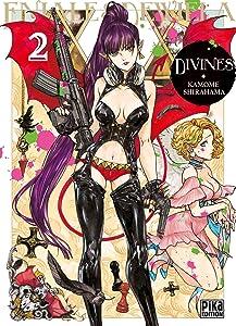 Divines, tome 2 (Eniale & Dewiela #2)