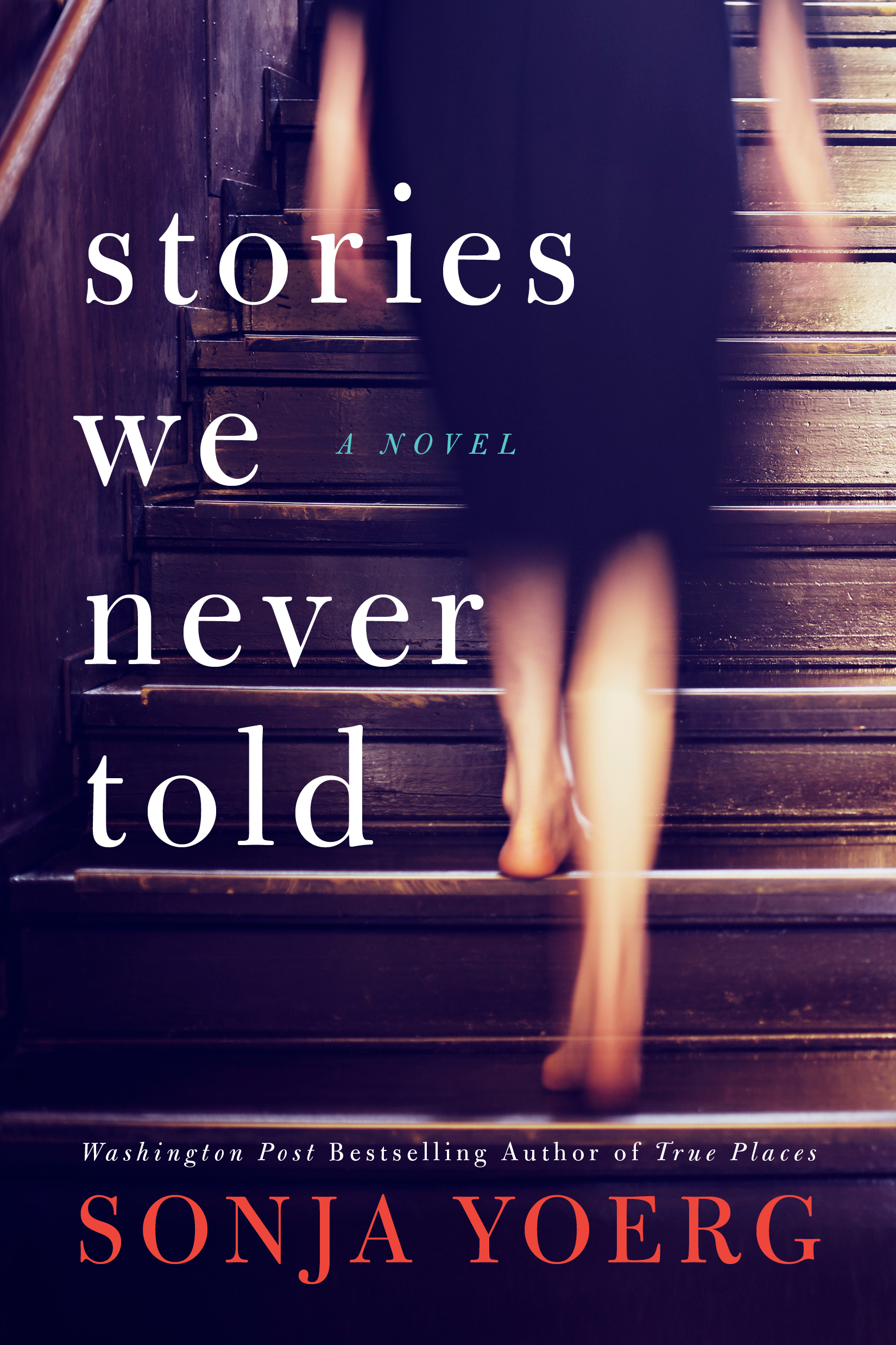 Stories We Never Told - Sonja Yoerg