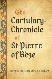 The Cartulary-Chronicle of St-Pierre of Béze