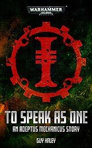To Speak as One (Warhammer 40,000)