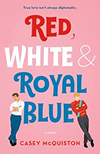 Red, White & Royal Blue